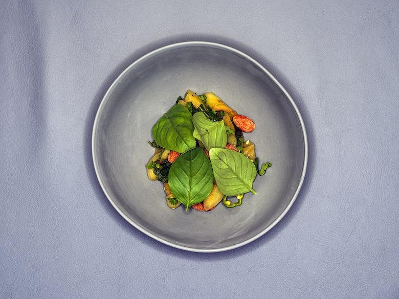 Re snack by Jason Loucas.