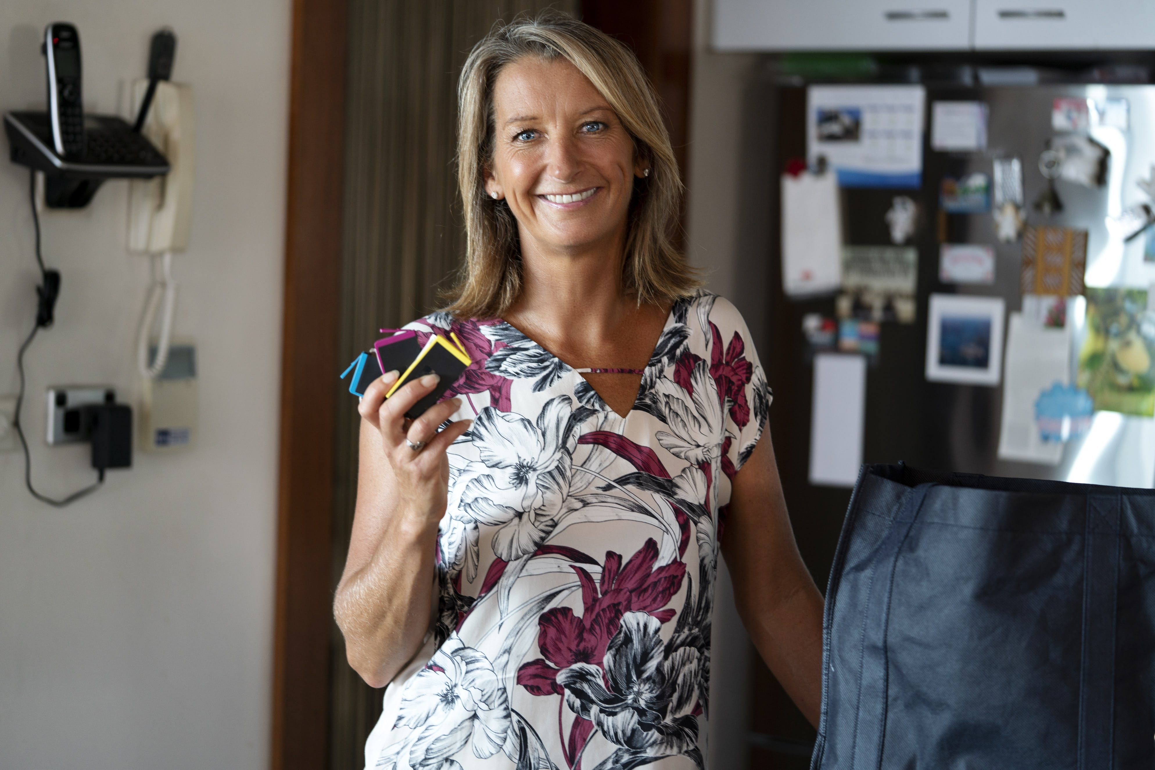 Cartridges 4 Planet Ark ambassador and world champion surfer Layne Beachley