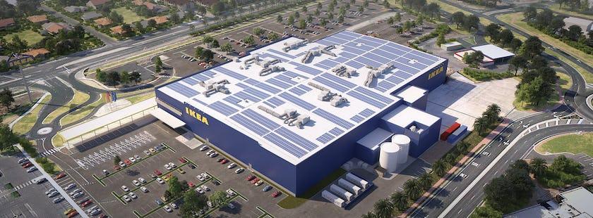 IKEA eleXsys Microgrid