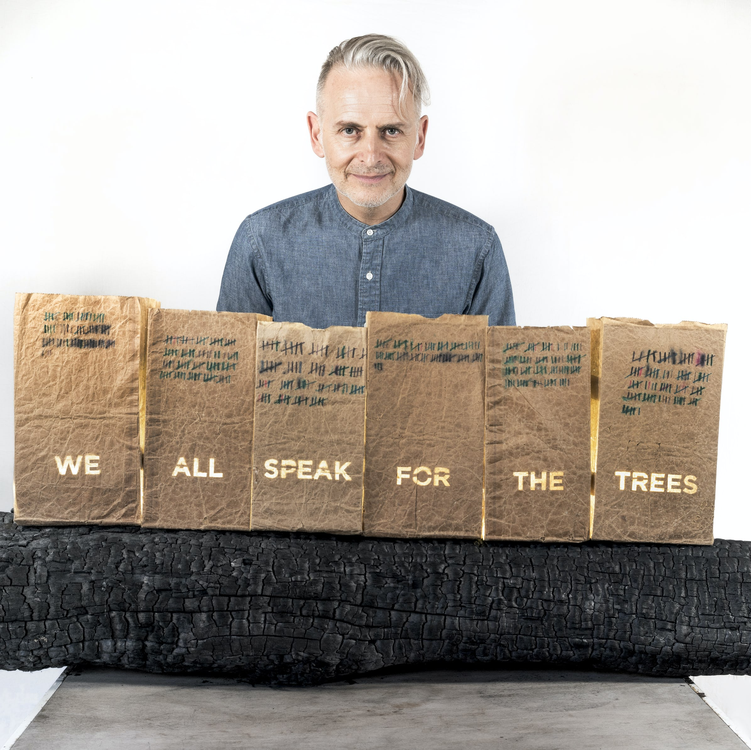 'We All Speak for the Trees' photographed by Alexis Destoop